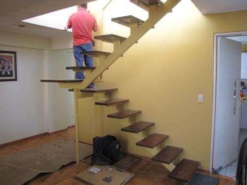 Puertas ventanas escaleras techos en fierro y ac inox for Como hacer escaleras de fierro