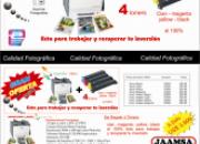 Jaamsa - anilladoras copiadoras equipos de oficina