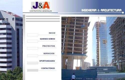 J & a contratistas generales srl   www.jyacontratistas.com