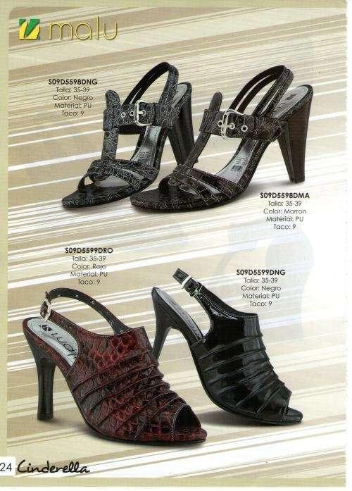 Venta de calzado por catalogo cinderella