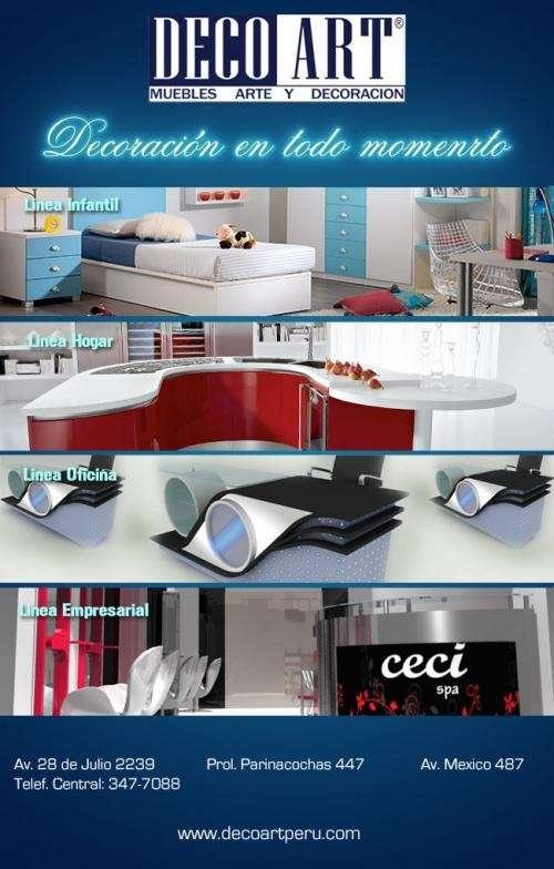 Venta de muebles de melamina para el hogar y,oficina, decoracion de