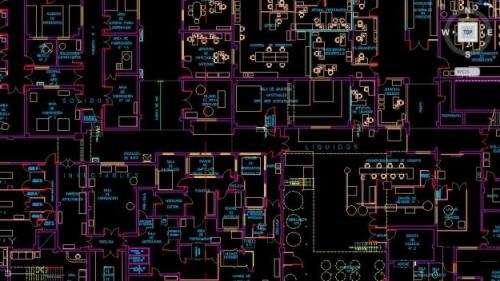 Levantamiento planos de arquitectura - distribucion
