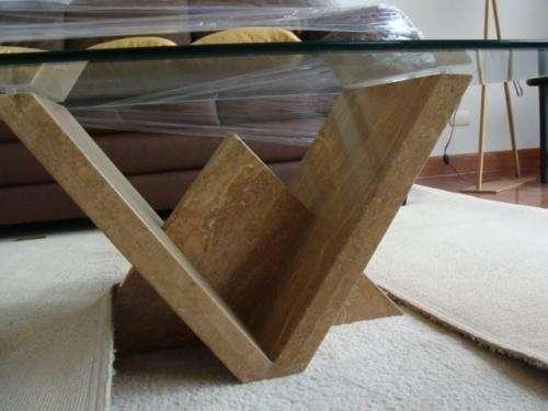 Lamparas para cocina for Mesas de marmol y granito