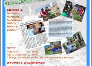 CURSO - TALLER BIOHUERTO Y CRIANZAS ECOLÓGICAS