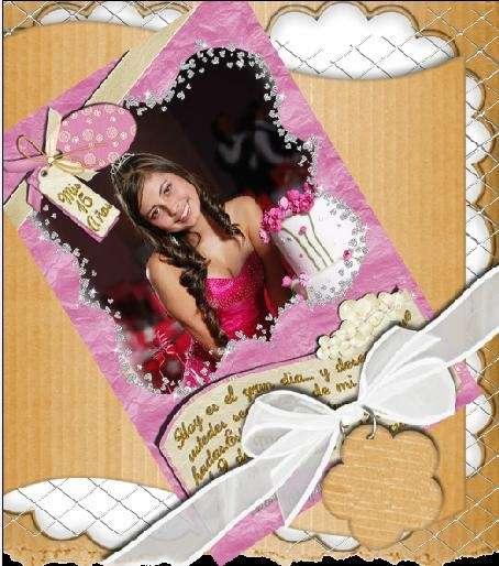 Fotomontaje De Tarjetas De Cumpleaños Gratis Imagui