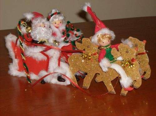 Como hacer manualidades navidenas imagui for Como hacer decoraciones navidenas