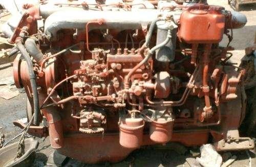 Vendo motor mitsubishi 6d22 con turbo en standard (segundo uso)