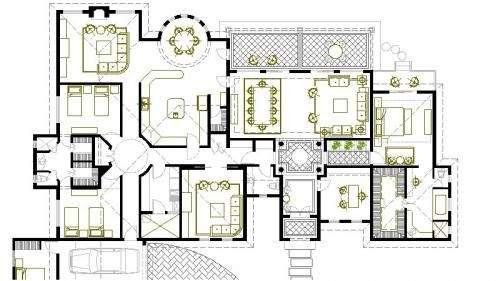 Planos de arquitectura de casas imagui for Planos de arquitectura pdf