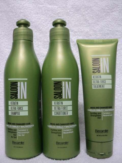 Cabello maltratado ?shampos profesionales para cabello dañado recamier con keratina 32.00