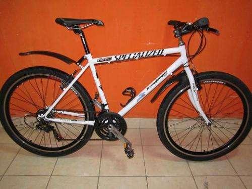 Vendo  bicicleta montañera
