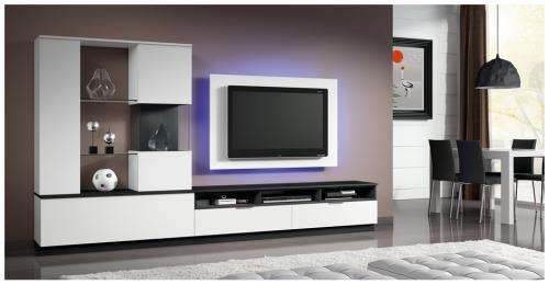 Mueble mdf imagui for Muebles television diseno