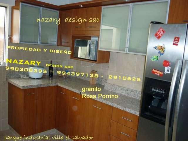 Venta de muebles para cocina en lima ideas for Muebles usados en lima
