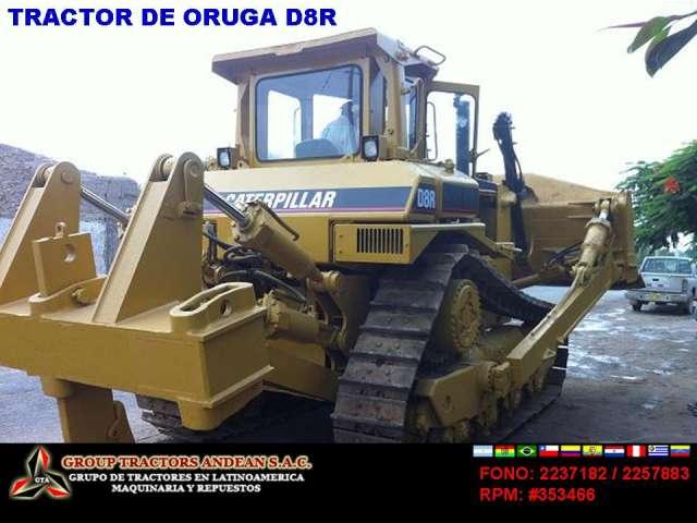 Fotos de Tenemos a la venta un tractor oruga d8r 1