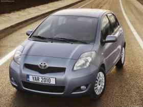 Se vende auto toyota yaris del ao 2010 2011 color...gris en Lima