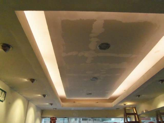 Dise os techos draibol imagui for Techos de drywall para dormitorios