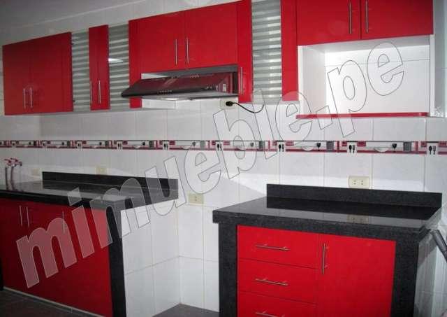 Pin reposteros closets modernos solo melamina lima for Acabados de muebles de cocina