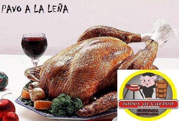 Cenas navideñas, cenas de fin de año,a la leña, cilindrada, caja china, buffet criollo