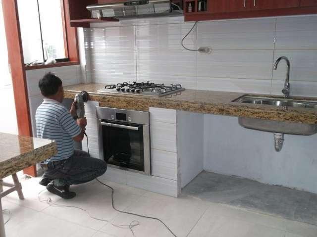 Cocinas empotradas granito marmol lima en lima per - Granitos de cocina ...