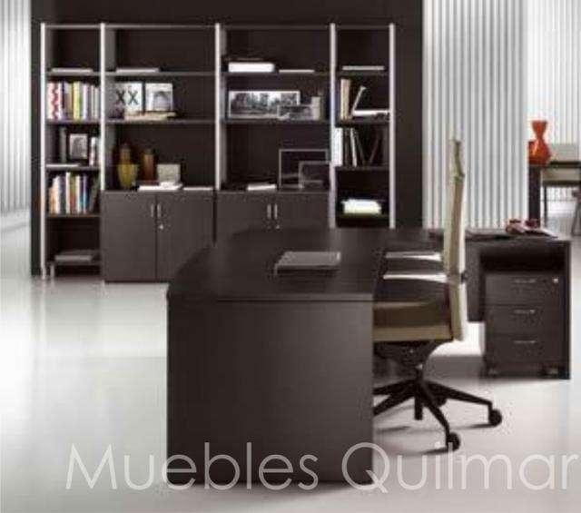 Fotos de Muebles en melamine para oficina , estantes, escritorio en Lima, Perú