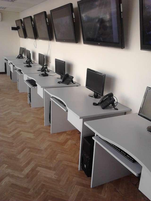 Fotos de muebles de melamina amoblemiento para casa - Muebles oficina en casa ...