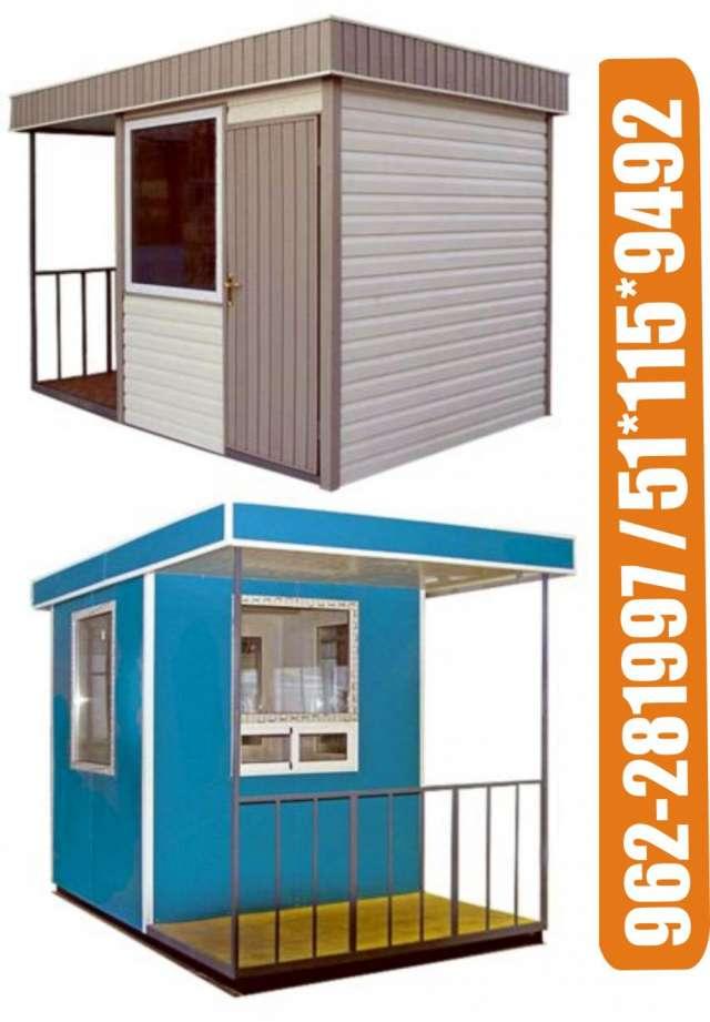 Precios de casas casetas prefabricadas de madera en lima for Casetas desmontables precios