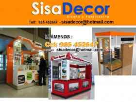 Alquiler Y Venta De Modulos Publicitarios Stands En Lima