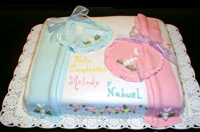 Fotos de Tortas de Bautizos Tortas Bautizo Cupcakes