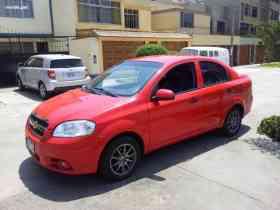 Venta de auto : uso particular chevrolet en Lima