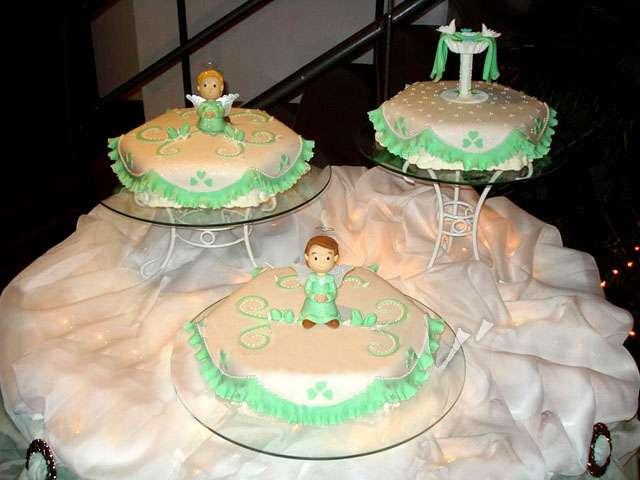 Fotos de Tortas de Bautizos Tortas Decoradas Bautizo y