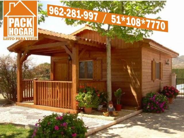 Publicar anuncios de autos casas empleo clasimexico - Fotos de bungalows de madera ...