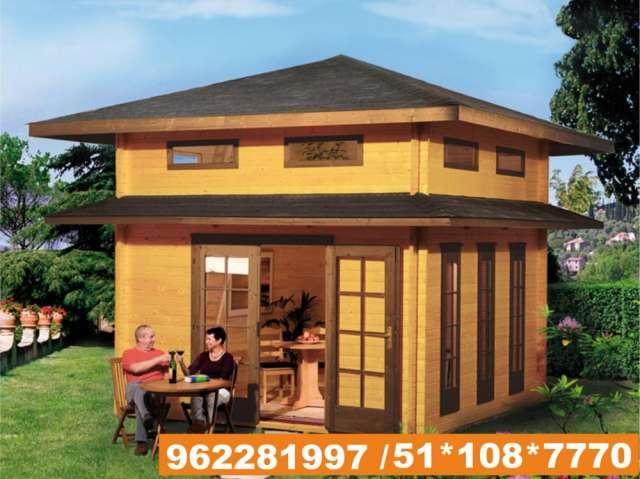 Casas prefabricadas madera cuanto cuesta casa prefabricada - Cuanto cuesta una casa de madera ...