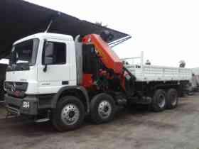 Venta de camion grua pk100002f palfinger, entrega inmediata en oferta en Lima