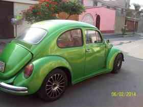 Vendo volswagen escarabajo 70 deportivo en Cusco