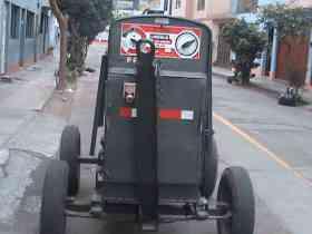 Alquiler motosoldadora en Lima