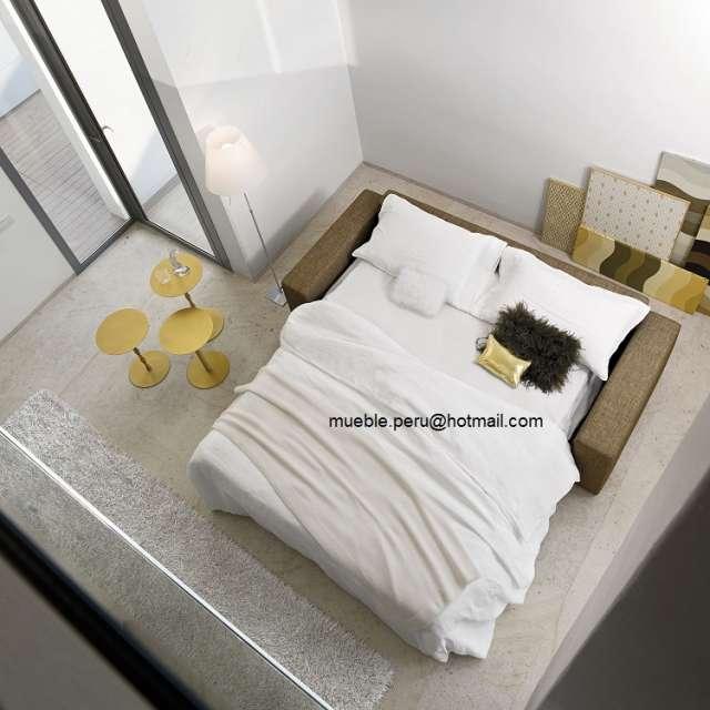 Muebles sofa cama lima 20170830094545 for Sofa cama diseno moderno