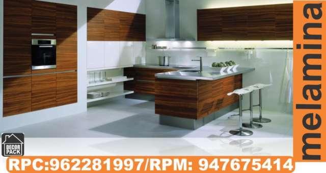 Muebles de melamina para cocina en lima for Muebles de cocina peru