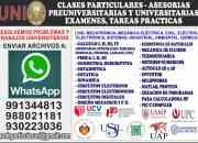 Ayuda por whatsapp en matematicas, practicas tareas alumnos de la uni