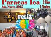 Tour en paracas : Bodegas de Pisco, Museo y Huacachina