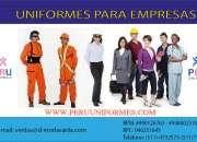 uniformes para empresas