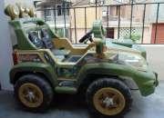 Carro A Bateria Para Niños Jeep