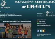 Centro de Capacitación y Certificación de Operadores de Maquinaria y Rigger's