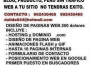 PAGINAS WEB Y MARKETING DIGITAL LIMA PERU ??PRIMEROS PUESTOS EN GOOGLE PUBLICIDAD WEB
