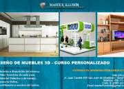 Curso diseño de muebles 3d-master illusion