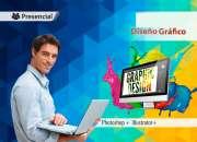 Curso de  diseño grafico a domicilio, corel, photoshop, illustrator 5602333