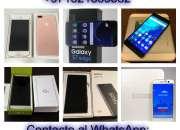 Iphone7 plus-samsung s7 edge-nexus 6p-lg g5-sony… segunda mano  Lima