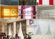 991153920 Venta y confección de cortinas en tull y tapasol en lince