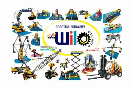 Robotica educativa lego kit 2018