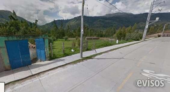 Remataso de terreno de 2700 metros en andahuaylas