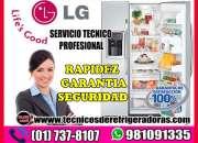 981091335// Soporte Técnico de Refrigeradoras LG en San Borja