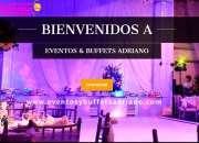 EVENTOS & BUFFETS ADRIANO